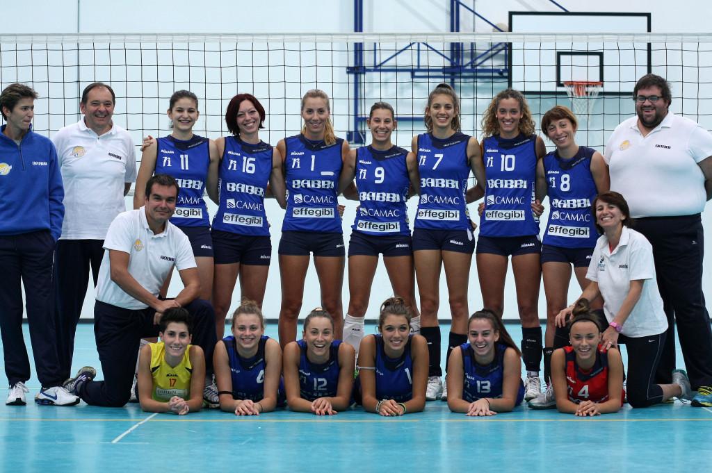 B2 Femminile Volley Club Cesena