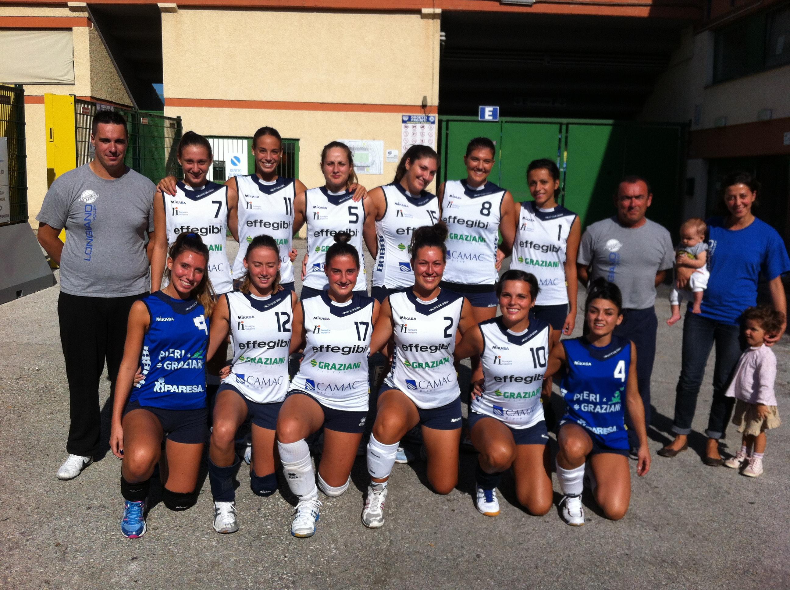 Longiano Serie C Femminile