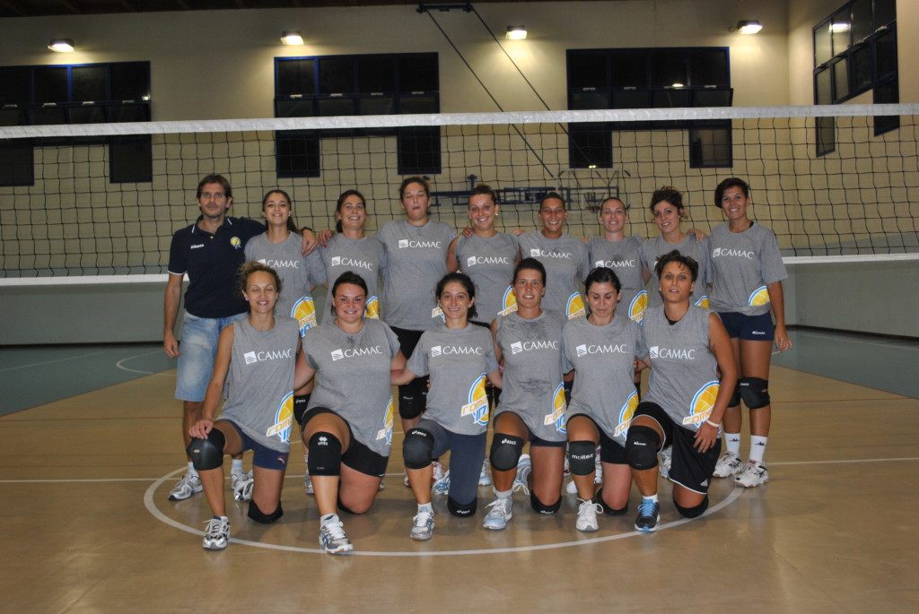 Serie D Femminile Rubicone in Volley