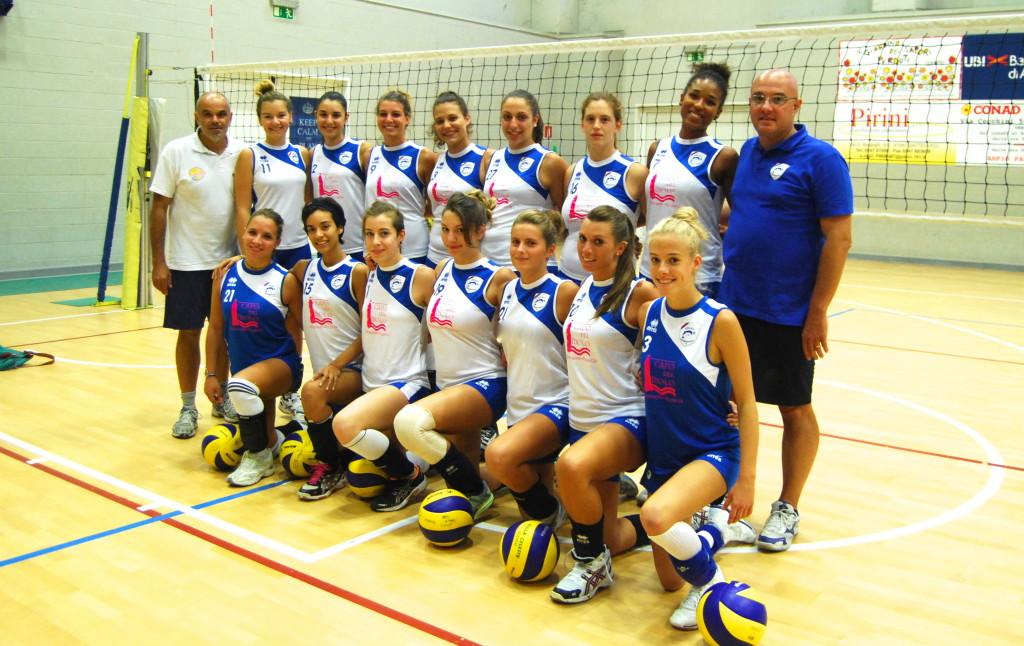 Volley Cesenatico Prima Divisione Femminile