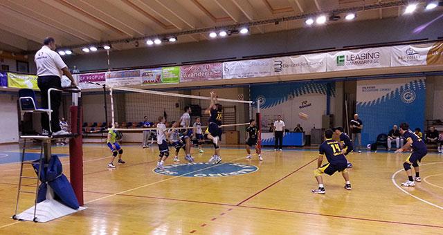 CM Titan Services San Marino vs Rubicone In Volley