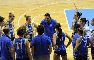 time out SCOZZOLI CERVIA VOLLEY