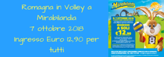 Romagna in Volley a Mirabilandia