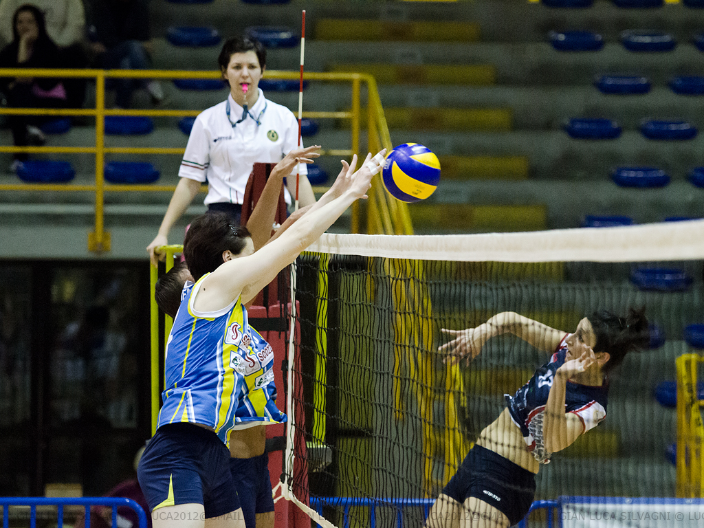 Scozzoli Cervia Volley vs Calenzano Volley 3-0
