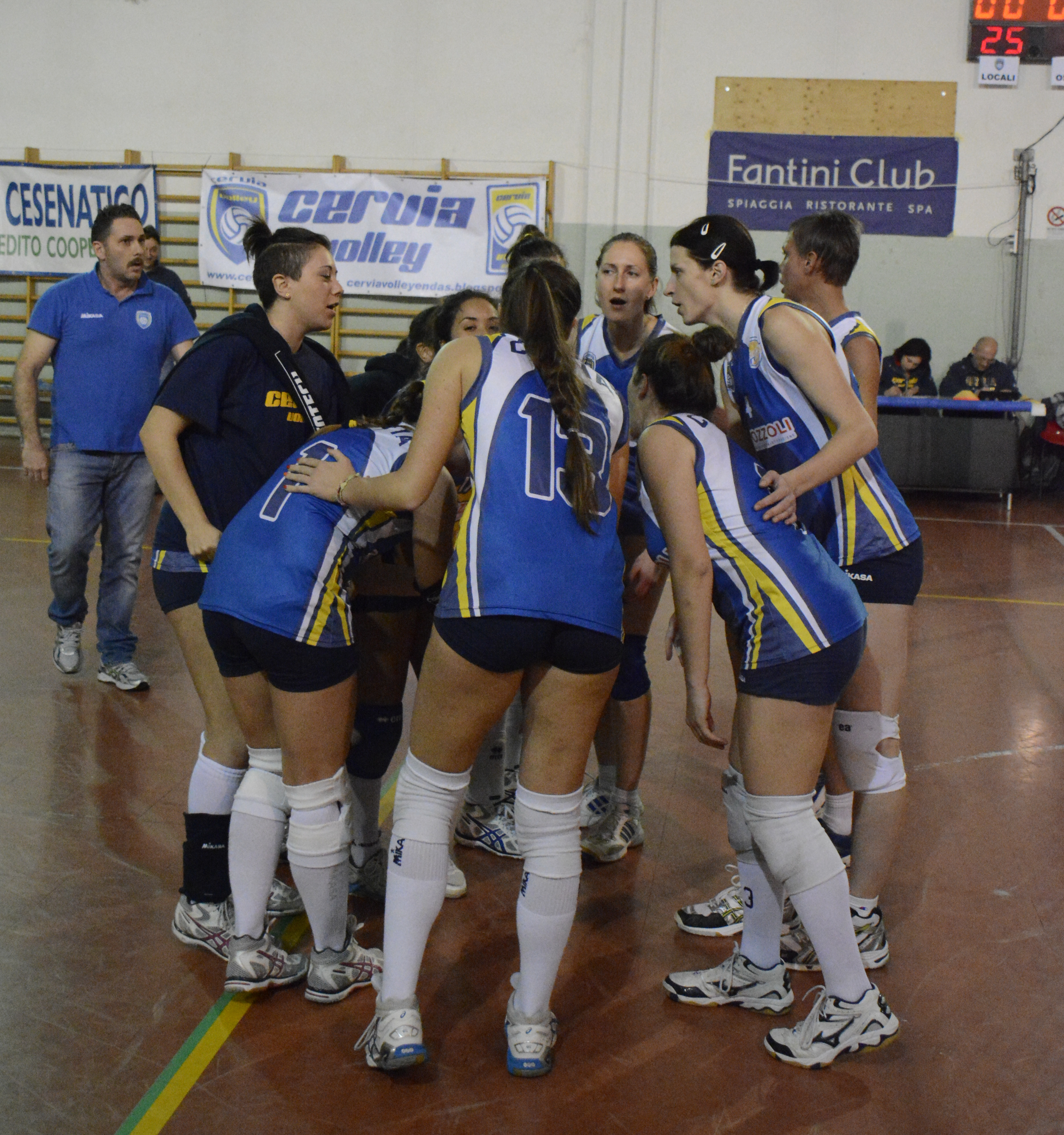 TIME OUT SERIE C