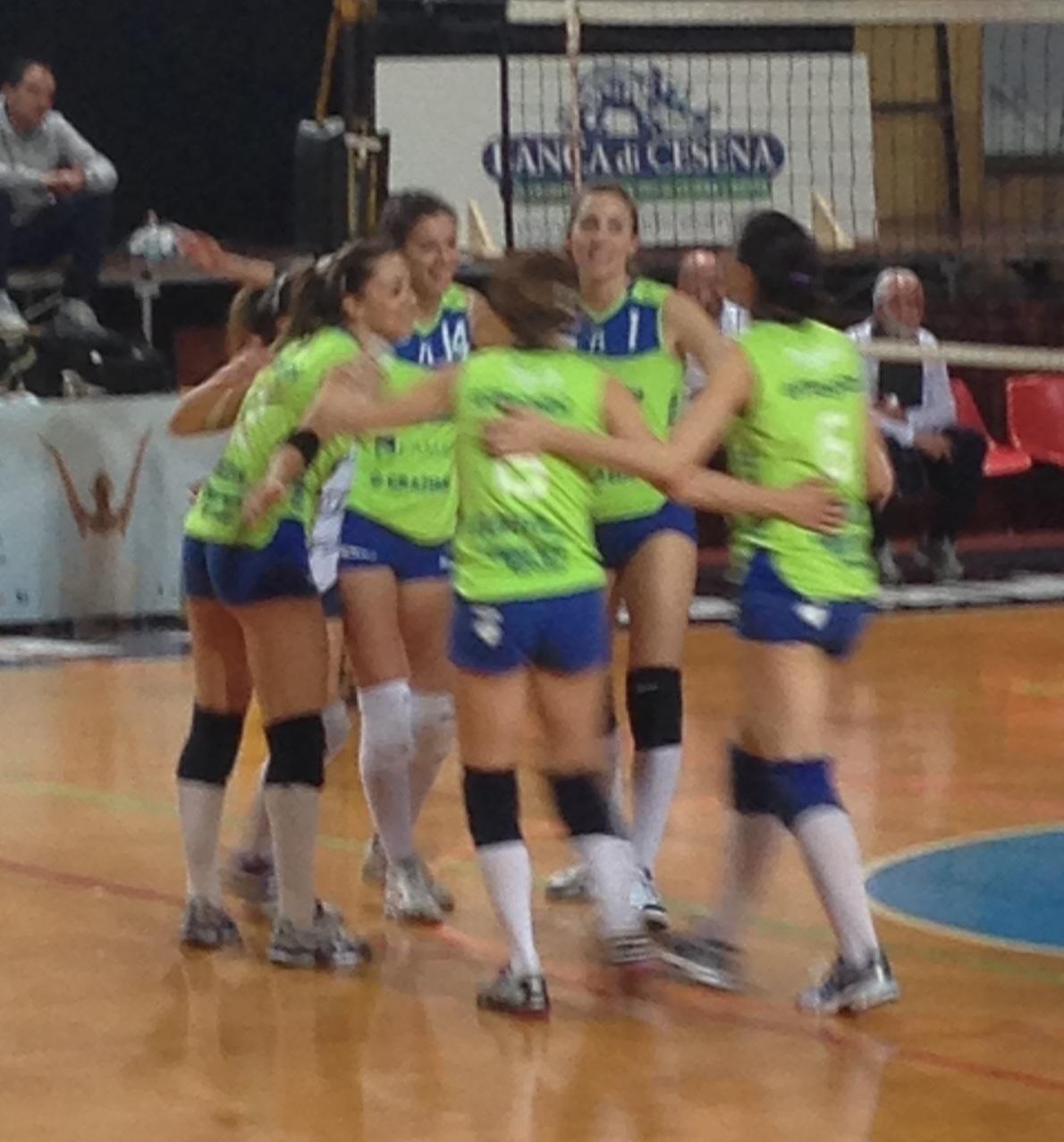 Volley Club Cesena - Pro Victoria Monza